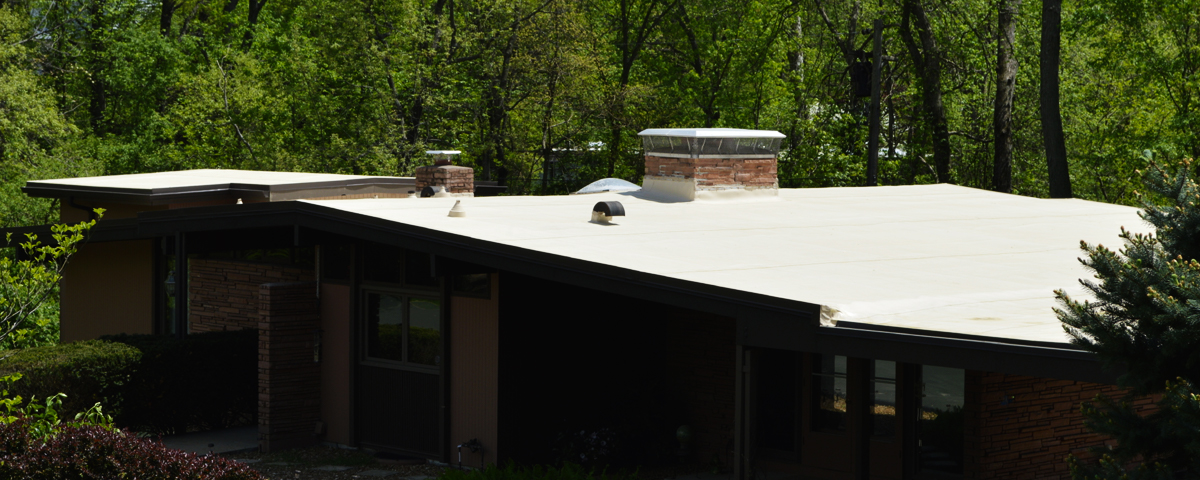 Residential Flat Roofing Contractor
