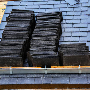 Beal Slate Roofing Support John Beal Roofing Roof